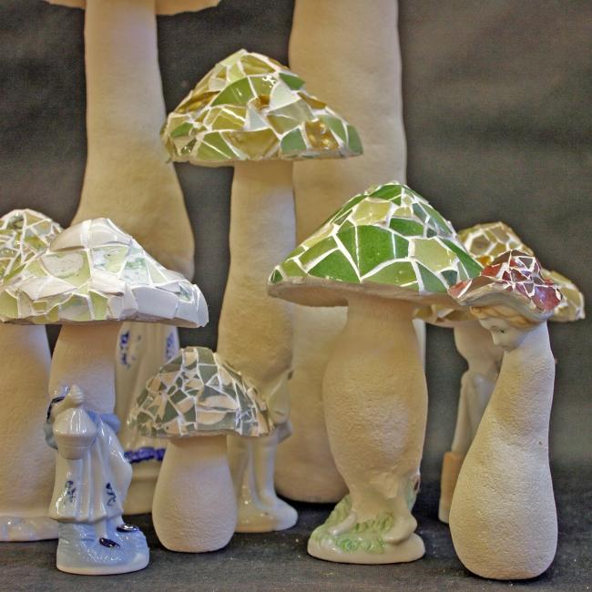 Fairy ring. Bergen Timeline. Galleri Format 2011