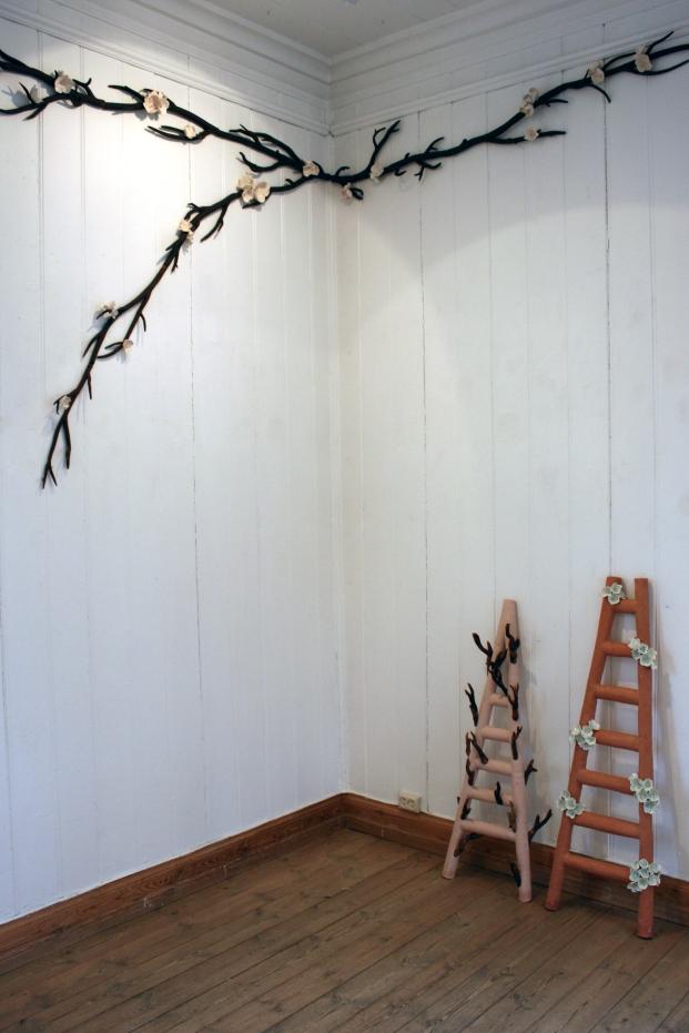 Bløming og Vekst. Galleri Oz. 2010