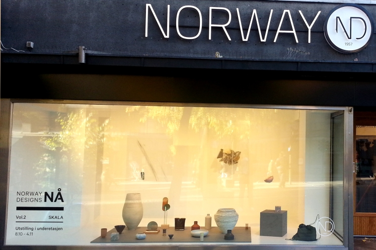 Norway Designs NÅ Vol. 2 SKALA