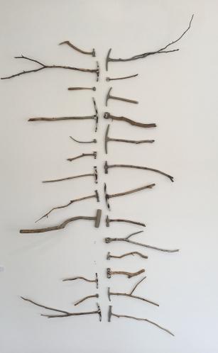 Spine, 2018, Siri Brekke